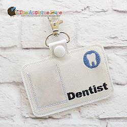 ITH - Dentist Badge ID Tag