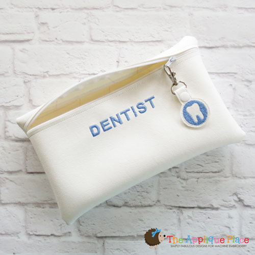 ITH - Dentist Bag and Bag Tag