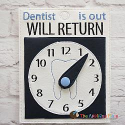 ITH - Dentist Will Return Sign