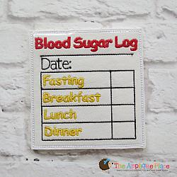 ITH - Blood Sugar Log