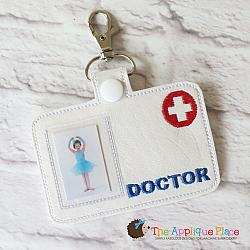 ITH - Doctor Badge ID Tag