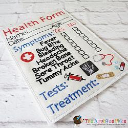ITH - Health Form