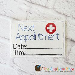 ITH - Doctor Appointment Card