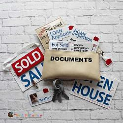 ITH - Documents Bag and House Bag Tag