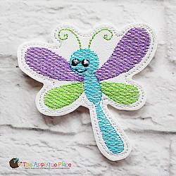 Puppet - Dragonfly (finger size only)