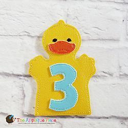 Puppet - Duck 3