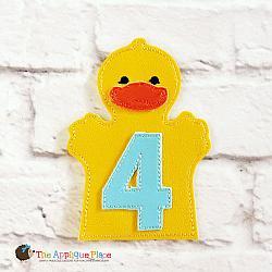 Puppet - Duck 4