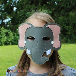 Mask - Elephant
