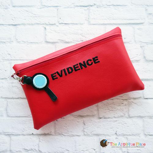 ITH - Evidence Bag and Magnifying Glass Bag Tag
