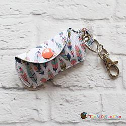Key Fob - Flash Drive Case (eyelet)