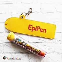 Key Fob - EpiPen Case (Eyelet)