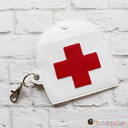 Key Fob - First Aid Case (Eyelet)