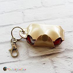 Key Fob - Mini Mint Case (Eyelet)