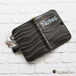 Key Fob - Notebook Case (Eyelet)
