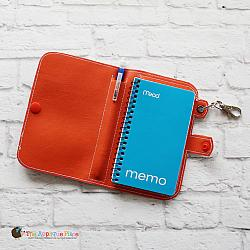 Key Fob - Notebook Case - Side Spiral (Eyelet)