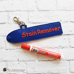 Key Fob - Stain Remover Case (eyelet)