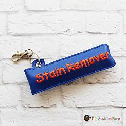 Key Fob - Stain Remover Case (eyelet)