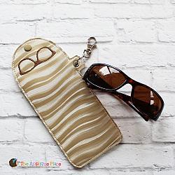 Key Fob - Sunglasses Case (Eyelet)