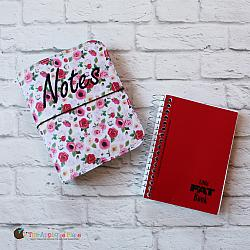 Notebook Case - Little Fat Book Cover (no tab)