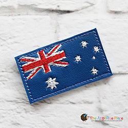 Feltie - Australia Flag