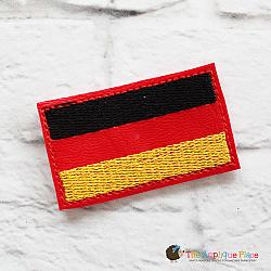Feltie - Germany Flag