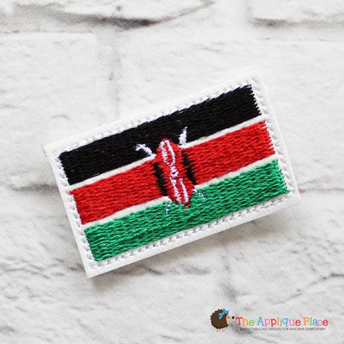 Feltie - Kenya Flag