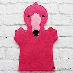 Puppet - Pink Flamingo