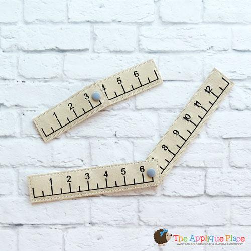 ITH - Folding Ruler