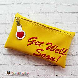 ITH - Get Well Soon Bag and Heart Bag Tag