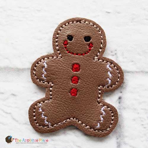 Feltie - Gingerbread Man