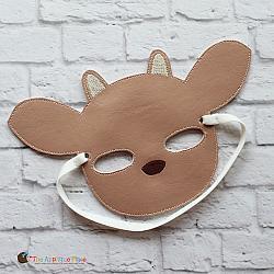 Mask - Goat