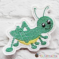 Puppet - Grasshopper (finger size only)