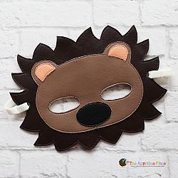 Mask - Hedgehog