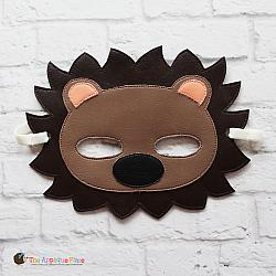 Mask - Hedgehog
