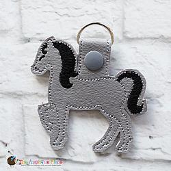 Key Fob - Horse 1