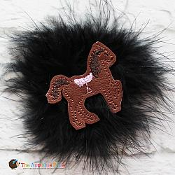 Feltie - Horse 3