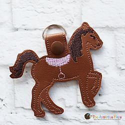 Key Fob - Horse 3