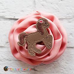 Feltie - Horse 4