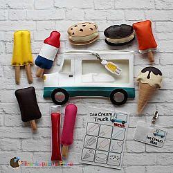 ITH - Ice Cream Truck Set