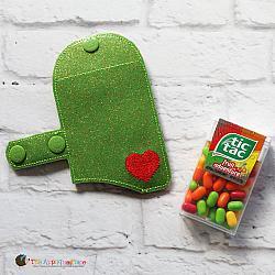 Key Fob - Candy Dispenser Case (Snap Tab)