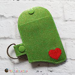 Key Fob - Candy Dispenser Case (Snap Tab)