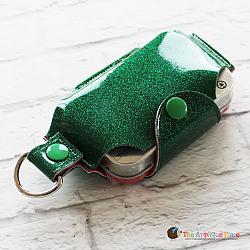 Key Fob - Mint Tin Case (Snap Tab)