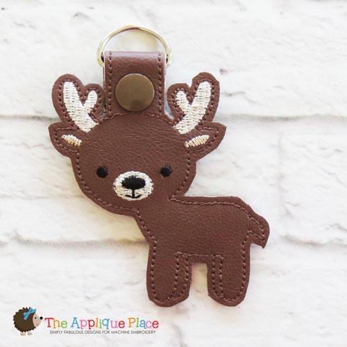 Key Fob - Deer