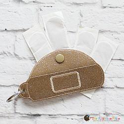 Key Fob - Bandage Case (Eyelet)