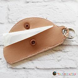Key Fob - Bandage Case - Version 2 (Eyelet)