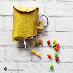 Key Fob - Candy Dispenser Case (Eyelet)