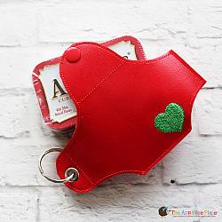 Key Fob - Mint Tin Case (Eyelet)