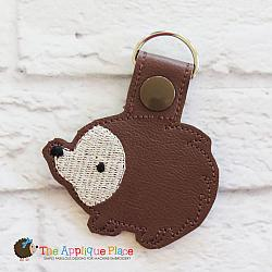 Key Fob - Hedgehog