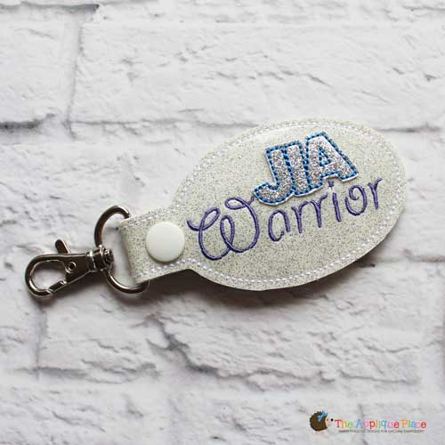 Key Fob - JIA Warrior