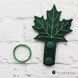 Key Fob - Maple Leaf